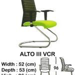 kursi director & manager indachi alto III vcr
