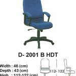 kursi director & manager indachi d- 2001 b hdt