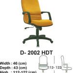kursi director & manager indachi d- 2002 hdt