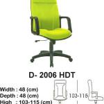 kursi director & manager indachi d- 2600 hdt