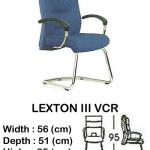 kursi director & manager indachi lexton III vcr