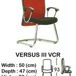 kursi director & manager indachi versus III vcr