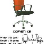 kursi staff & secretary indachi corvet I cr