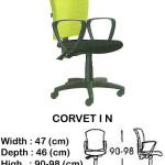 kursi staff & secretary indachi corvet I n