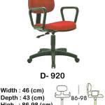 kursi staff & secretary indachi d- 920