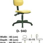 kursi staff & secretary indachi d- 940