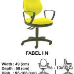 kursi staff & secretary indachi fabel I n