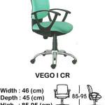 kursi staff & secretary indachi vego I cr