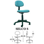 kursi staff & sekretaris savello type selco s
