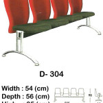 kursi tunggu indachi type d- 304