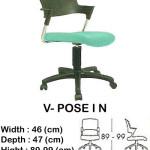 kursi utility indachi v- pose I n