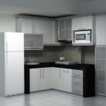 Pembuat kitchen set minimalis di bintaro