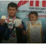 Siswa SD Muhammadiyah Pamulang Raih Medali Emas Kontes Robot Asia