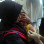 Tiap Hari Selama Dua Bulan, Puskesmas Pamulang Imunisasi Difteri Gratis